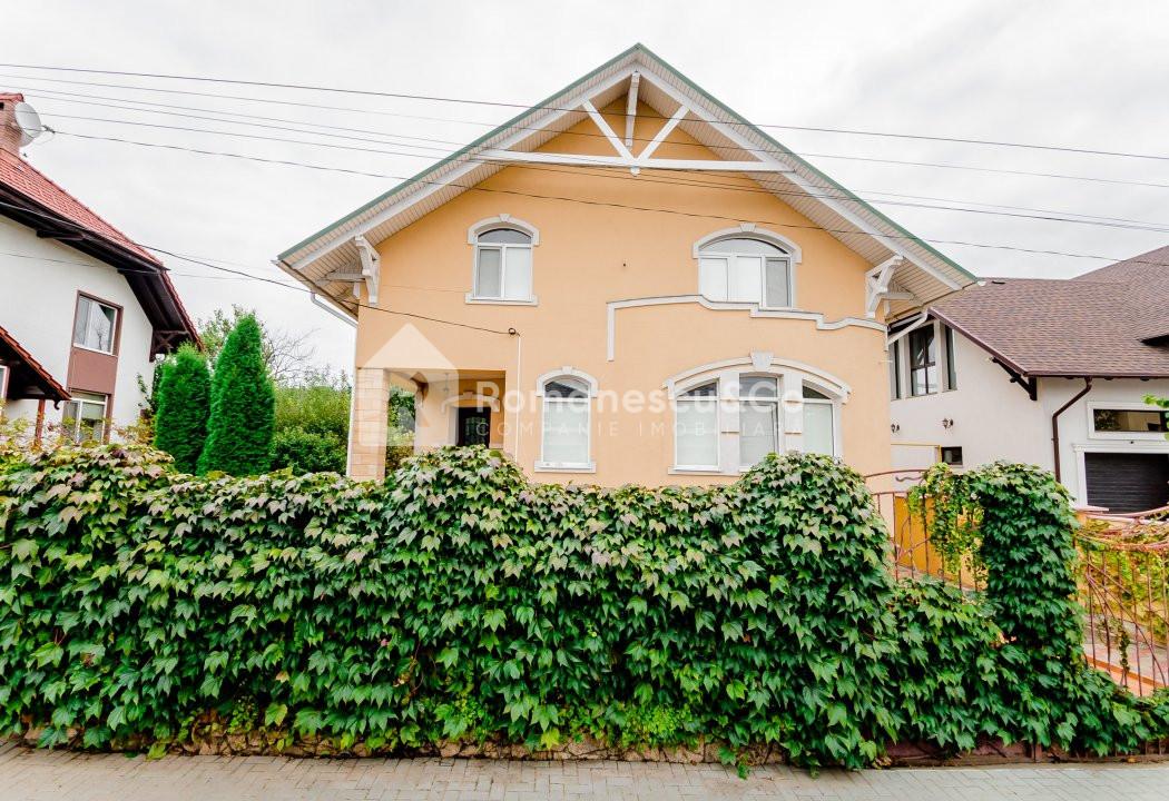 Casă individuală într-un cartier privat lîngă Pădurea Dumbravei! 1