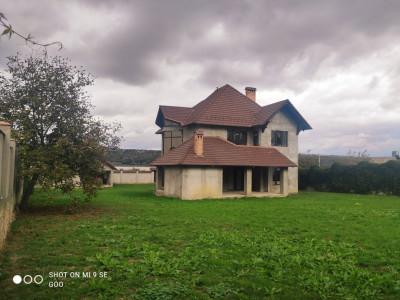 Casă pe malul lacului în Dănceni